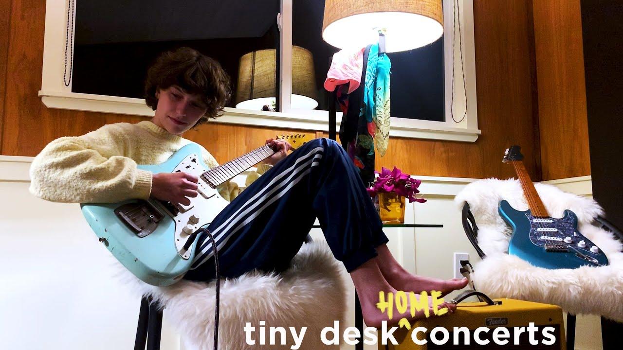 King Princess: Tiny Desk (Home) Concert - YouTube