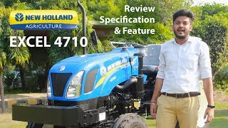 New Holland Excel 4710 (2018) : Review, Features and Specification : TractorJunction