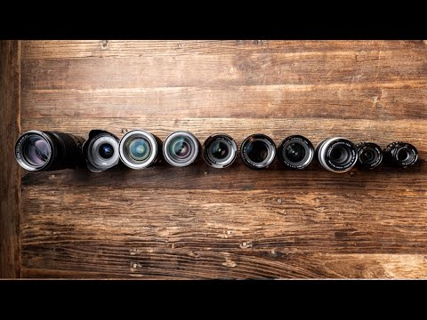 Fuji Lens Lineup After 4 Years of Reviewing & Shooting