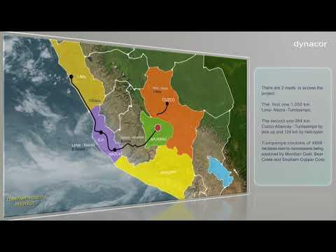 TAQUIÓNMEDIA - TUMIPAMPA - ANIMACIÓN 3D