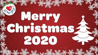 Merry Christmas 2020 Top Christmas Songs Playlist Best Christmas Music Youtube