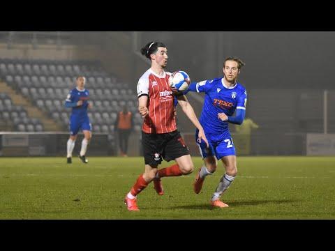 Colchester Cheltenham Goals And Highlights