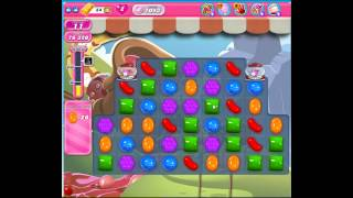 Candy Crush Saga Level 1043 No Boosters