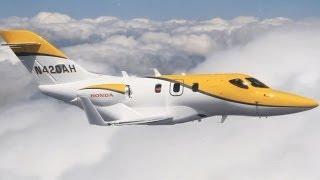 HondaJet F3 Worlds Most Advanced Business Jet Commercial CARJAM TV HD Car TV Show thumbnail
