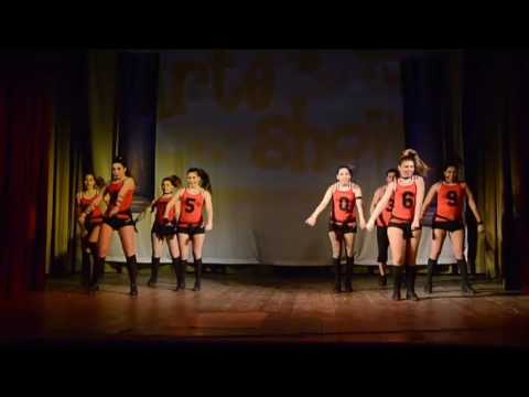Reggaeton Arte show-Compañia Melher