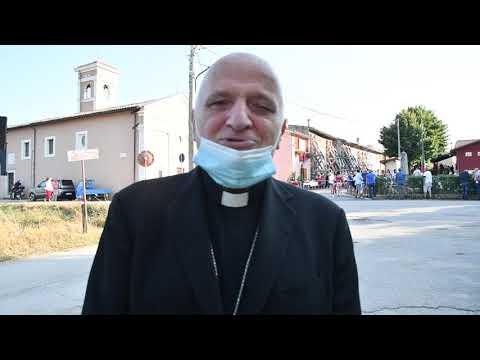 Intervista a mons. Gino Reali in occasione del 50° di sacerdozio
