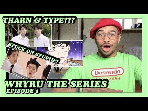 whyru-the-series-episode-1-reaction
