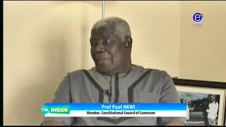 THE INSIDE (Guest: Pr. Paul NKWI) SUNDAY OCTOBER 28th 2018 EQUINOXE TV