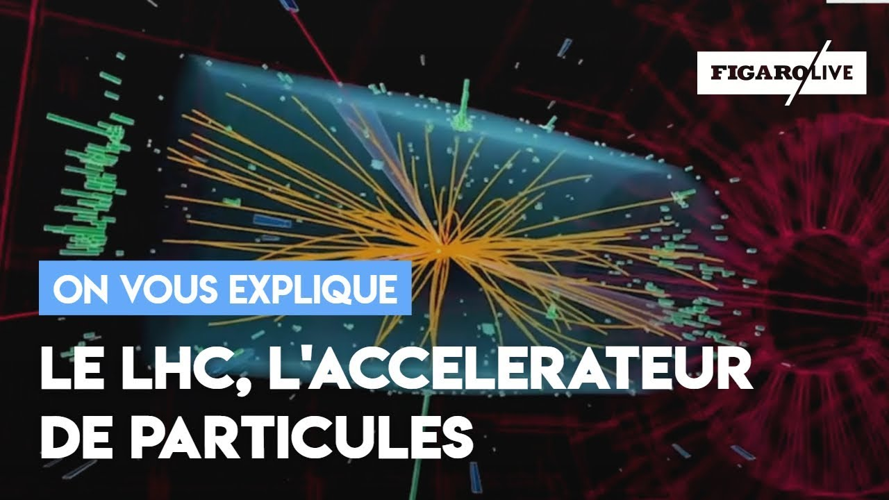 Comment fonctionne l'incroyable LHC
