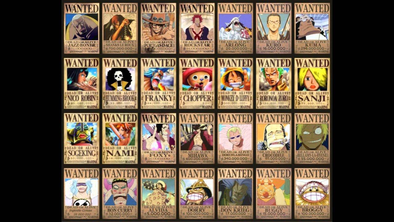 Alle One Piece Spiele