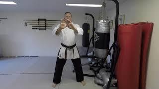Martial Arts Breathing