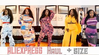 Best ALIEXPRESS haul ever! plus size $16 and ⬇️ 2020
