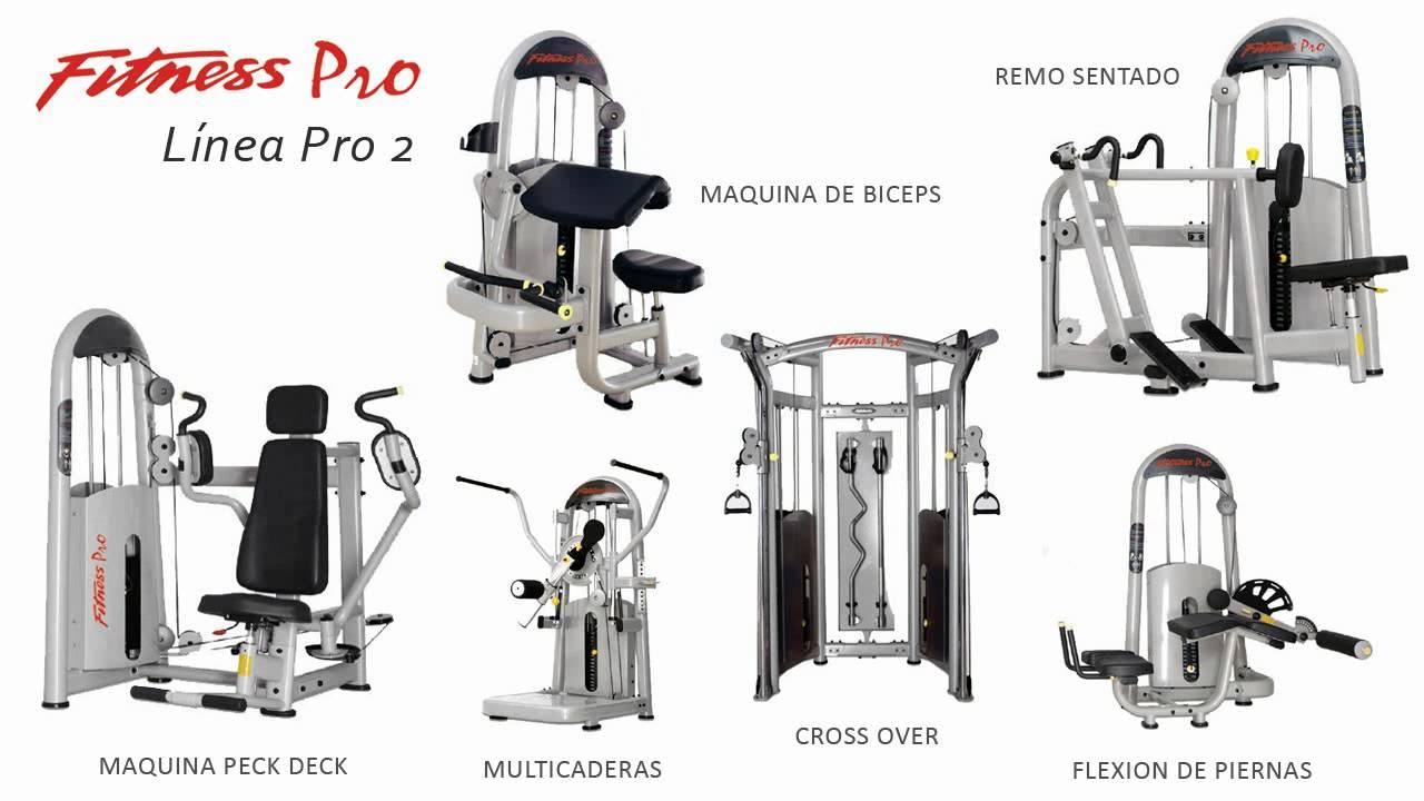 Fitnesspro equipos de gimnasio en lima per somos for Aparatos de gym