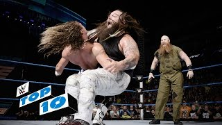 Top 10 SmackDown Live moments: WWE Top 10, Aug. 2, 2016