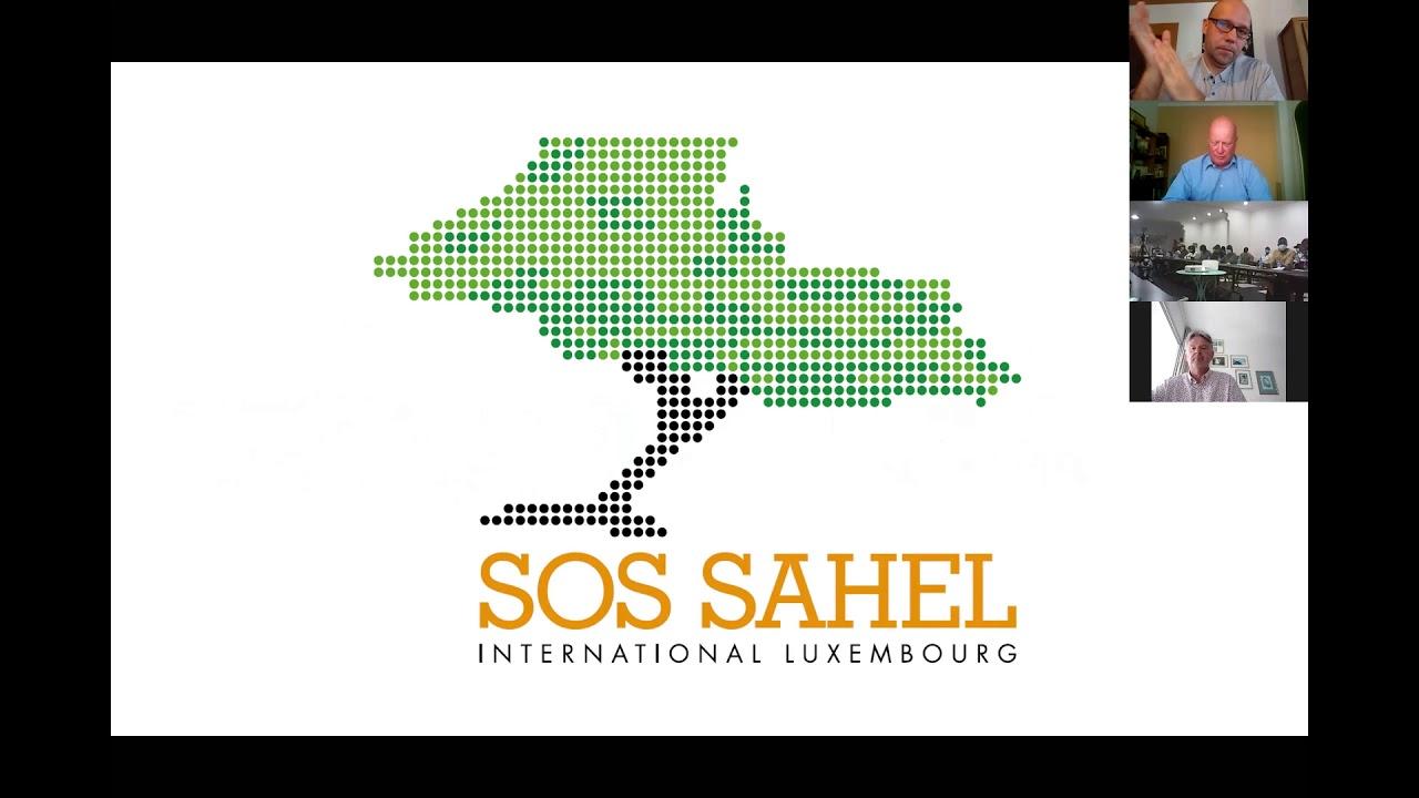 Présentation du Président SOS SAHEL Int. Luxembourg