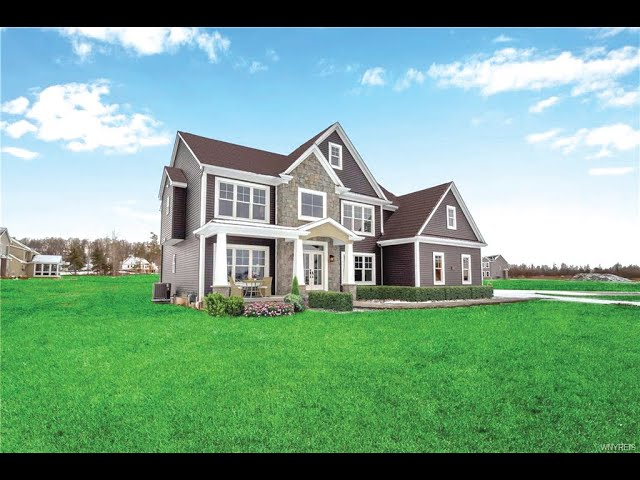 Forbes Capretto Homes 9839 Longleaf Trail, Clarence, NY 14031 Video