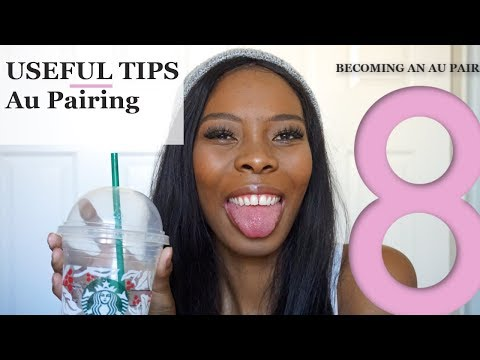 Au Pair | 8 USEFUL Tips Before Becoming An Au Pair In America | South African Youtuber
