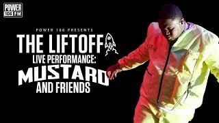 "Mustard, YG, & Tyga Perform ""Go Loko"" at The Liftoff 2019"