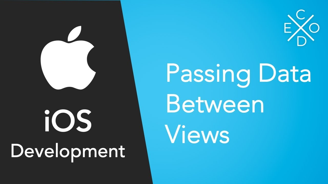 Passing Data between View Controllers (Swift 4)