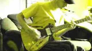 Mike Hoppett RIFFERAMA  Foals Type riff Telecaster Thinline