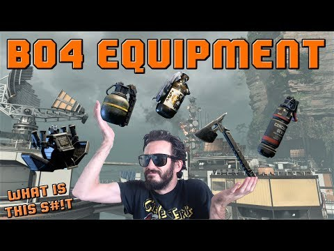 BO4 Equipment Underpowered? - RIP Frag and Molotov