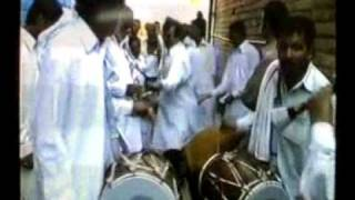 wedding of Sheikh Qadeer Pindigheb(bhangra dance on baraat).mp4