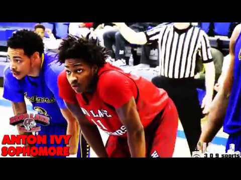 "[ 309sports ] Rend Lake College 6'6"" Sophomore Forward Anton Ivy"