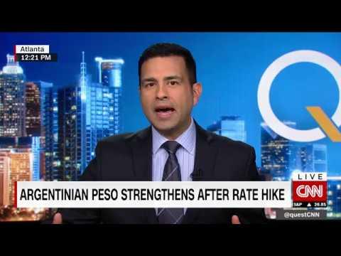 Argentina: Weakening peso & rising rates