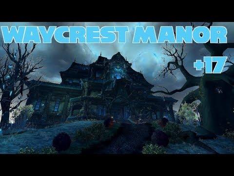 Waycrest Manor +17 | Affliction Warlock
