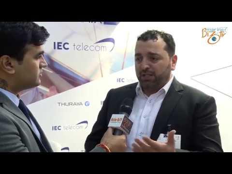 Marinebiz.tv: Introduction of FlexiYacht by IEC Telecom