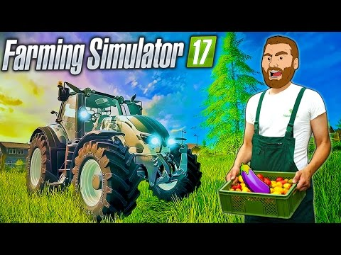 FARMER HIKE: Welcome To My Farm | Farming Simulator 2017 Gameplay