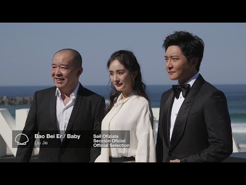 Photocall ''BAO BEI ER/BABY'' (S.O) - 2018