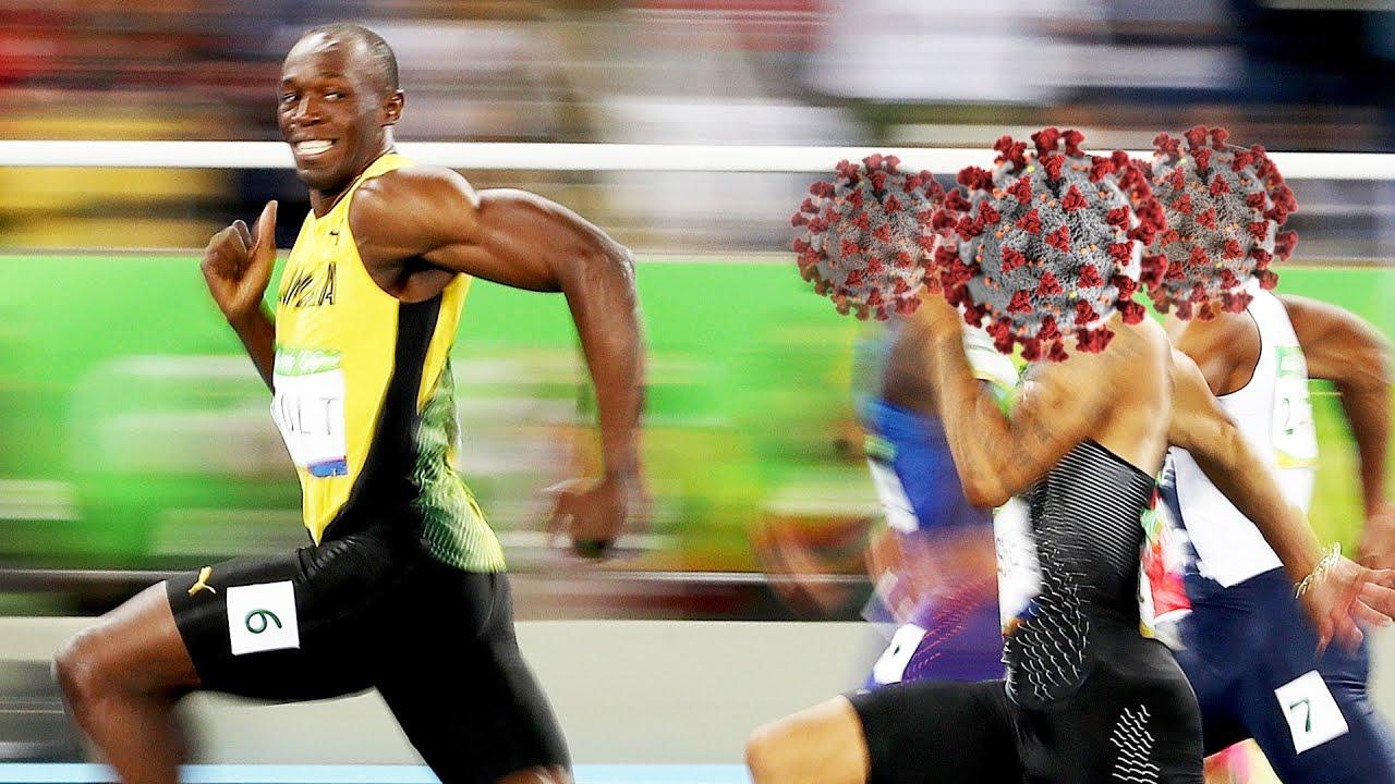 Les Jeux Olympiques Tokyo 2020 (c'est ballot)