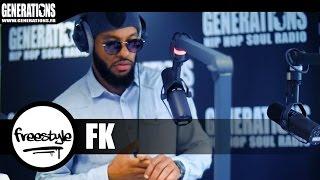 FK & DJ Roc J - Freestyle #RocJRadioShow (Live des studios de Generations)