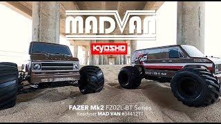 Load Video 2:  Kyosho Fazer Mk2 Mad Van