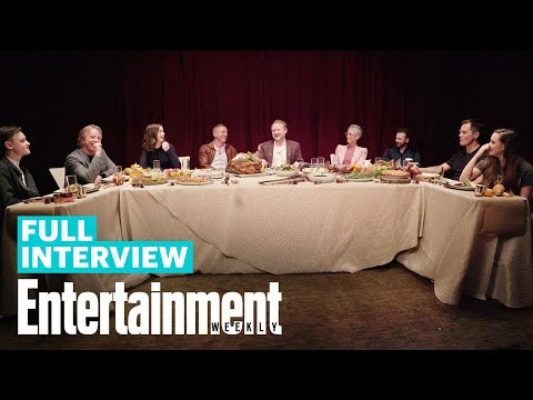 'Knives Out' Cast & Director Roundtable: Chris Evans, Daniel Craig & More | Entertainment Weekly