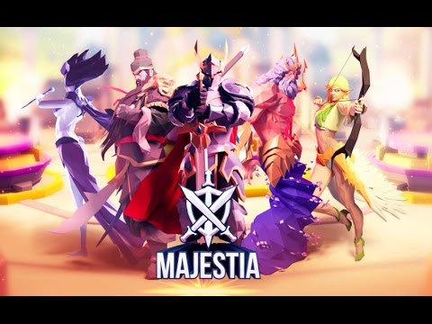 Majestia Official Trailer
