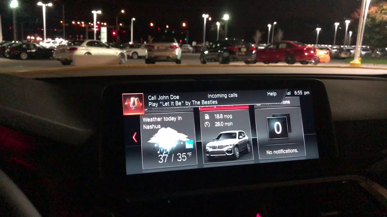 2018 BMW X3: Turn On Auto Mirror Fold In without coding