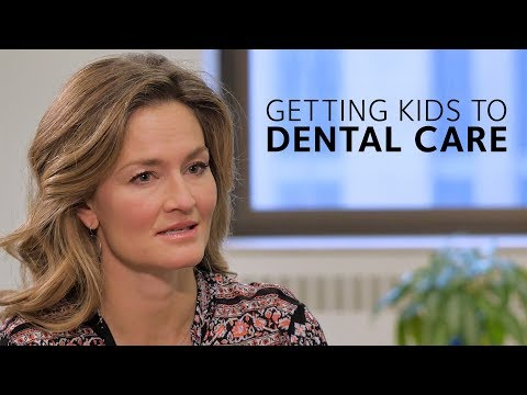 Making a Difference: How I Get Kids to Dental Care
