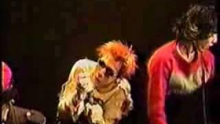 UNDERCOVERのジョニオとBOUNTY X HUNTERのヒカルのピストルズコピーバン...