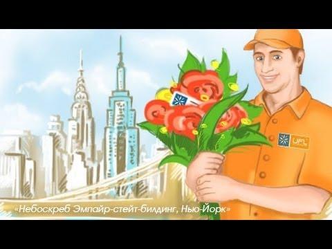 Доставка цветов Нью-Йорк - U-F-L.net Цветы в Нью-Йоркиз YouTube · Длительность: 3 мин57 с  · Просмотров: 274 · отправлено: 01.11.2013 · кем отправлено: UFL - онлайн сервис доставки цветов