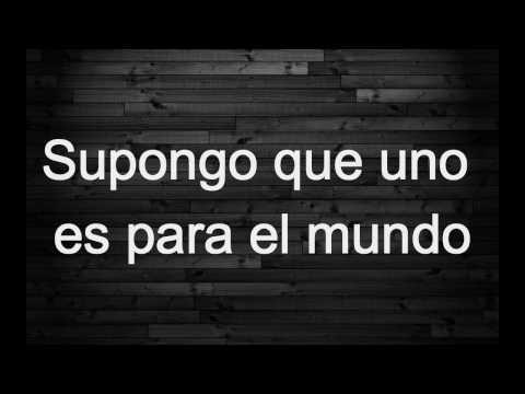Russ - We should all burn together Lyrics español