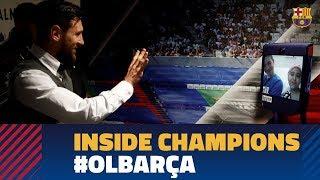 LYON 0-0 BARÇA | Inside Champions
