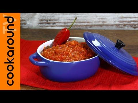 Ricetta Salsa Ranchera / Salsa messicana piccante