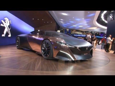 2012 Paris Motor Show - Autoline LIVE