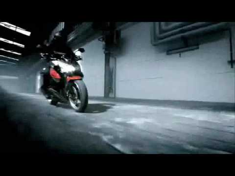 2010 Kawasaki Z1000 Promo High Quality