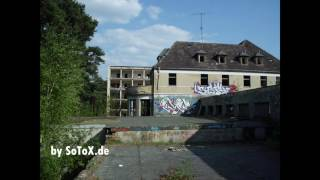 Hotel Waldheim Arendsee bei Salzwedel Kuort LPC Lost Place LP 2011