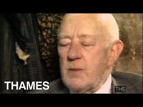 Sir Alec Guinness - Mavis on 4 - interview