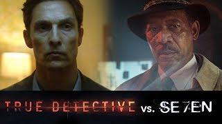 True Detective vs. Se7en — Creating Light Amongst The Dark