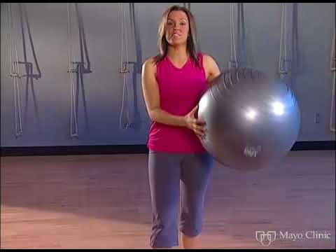 How to choose a fitness ball